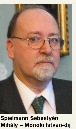 Spielmann Sebestyén Mihály