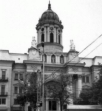 az aradi minorita templom