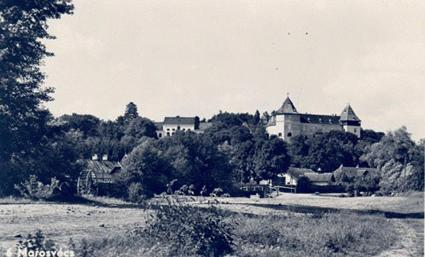 A marosvécsi kastély