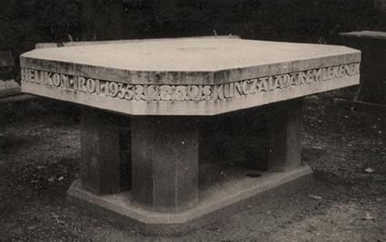 A helikoni asztal