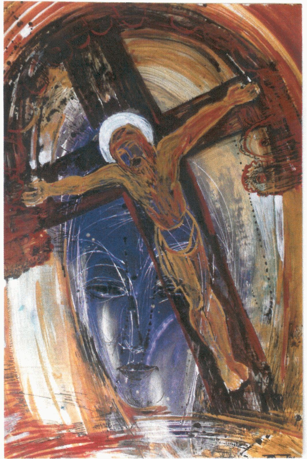 Tompos Opra Ágota: Vedd fel kereszted (2001)