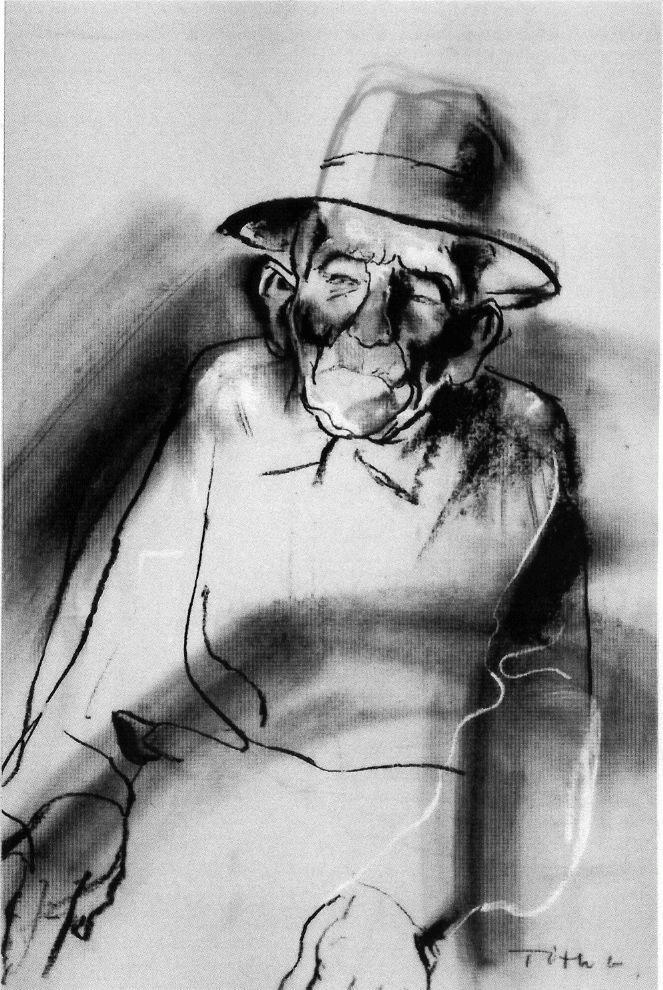 Tóth László: Portré (2003)