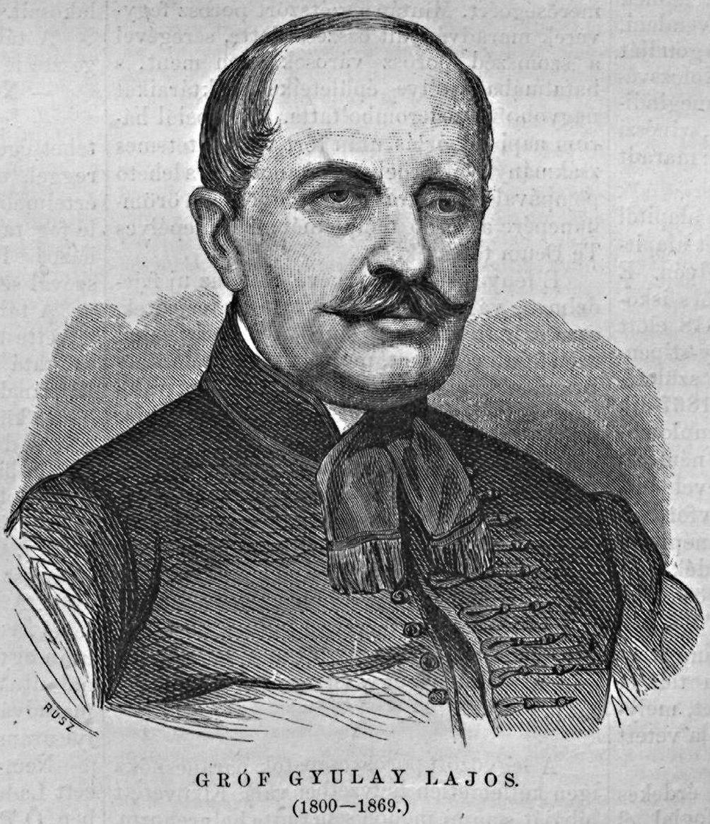 Gróf Gyulay Lajos