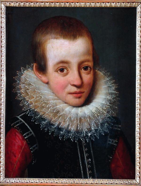 Ifj. Frans Pourbus: IV. Henrik