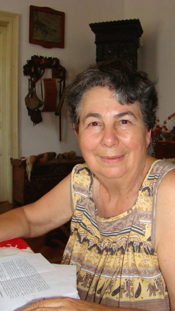 Tótfalussyné dr. Veress Éva